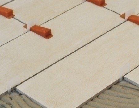 How to level floor for tile