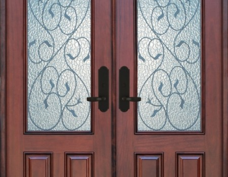 Genial Exterior Front Entry Wood Valencia Door DBL
