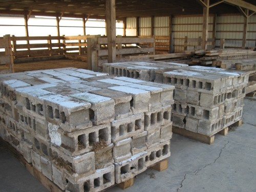 Reclaimed concrete block diggerslist for Buy reclaimed wood los angeles