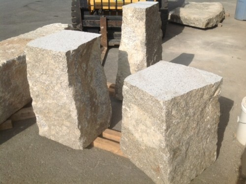 Reclaimed Granite Pedestals | DiggersList