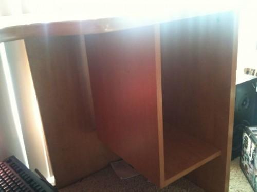 wall mount corner desk diggerslist. Black Bedroom Furniture Sets. Home Design Ideas