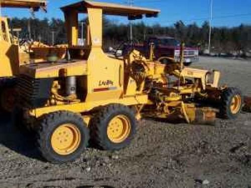 LEEBOY Motor Grader 635B LEEBOY Motor Grader 685B Used | DiggersList
