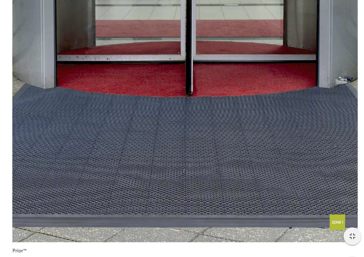 Rubber Entrance Flooring Matts, Prior 11C, Forma 2 0 11c