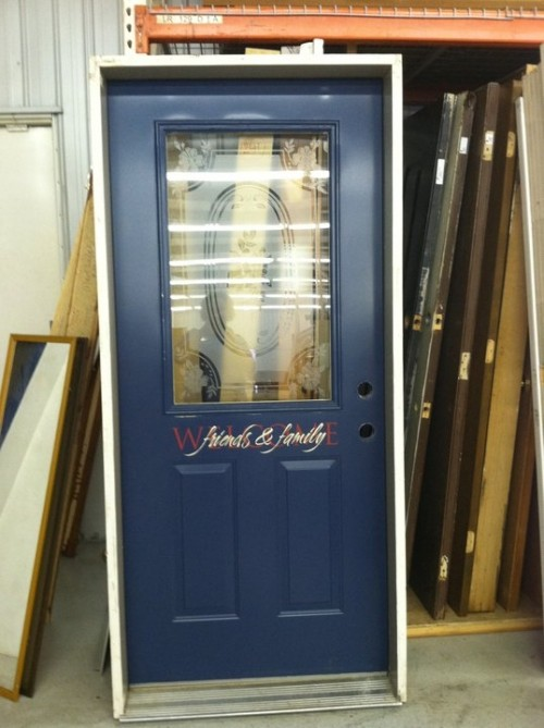 Exterior Pre Hung Door Diggerslist