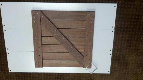 Batu Red Balau Hardwood Deck Tiles5pacoima 1185 Fwy