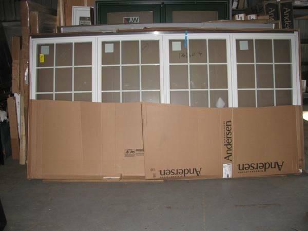 Quad Glazed Windows : New white andersen quad gbg casement window diggerslist
