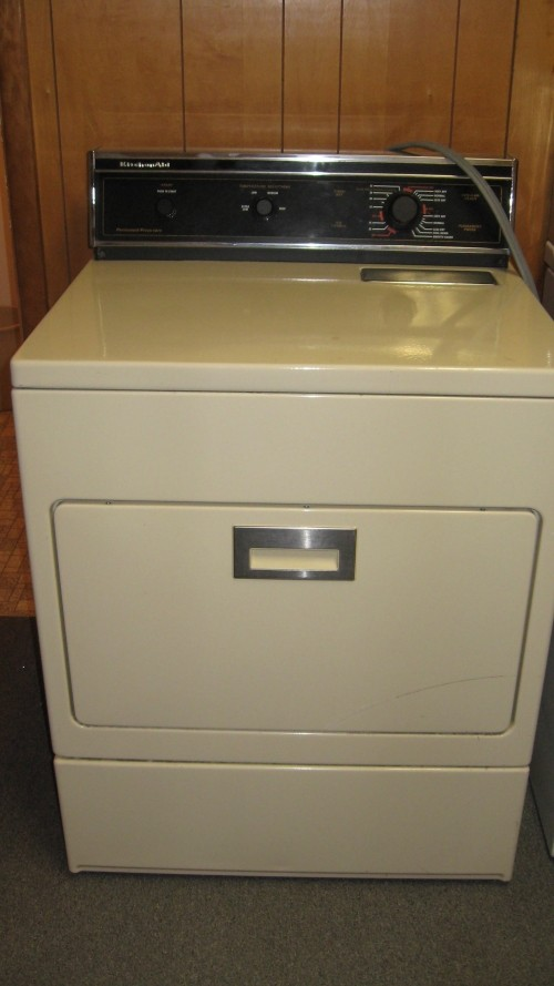 Great KitchenAid Electric Dryer   $125