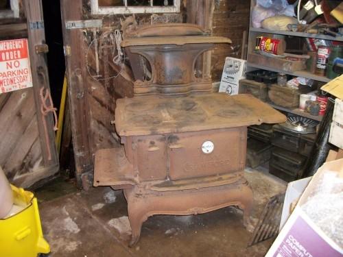 Antique Wood Coal Cook Stove Diggerslist