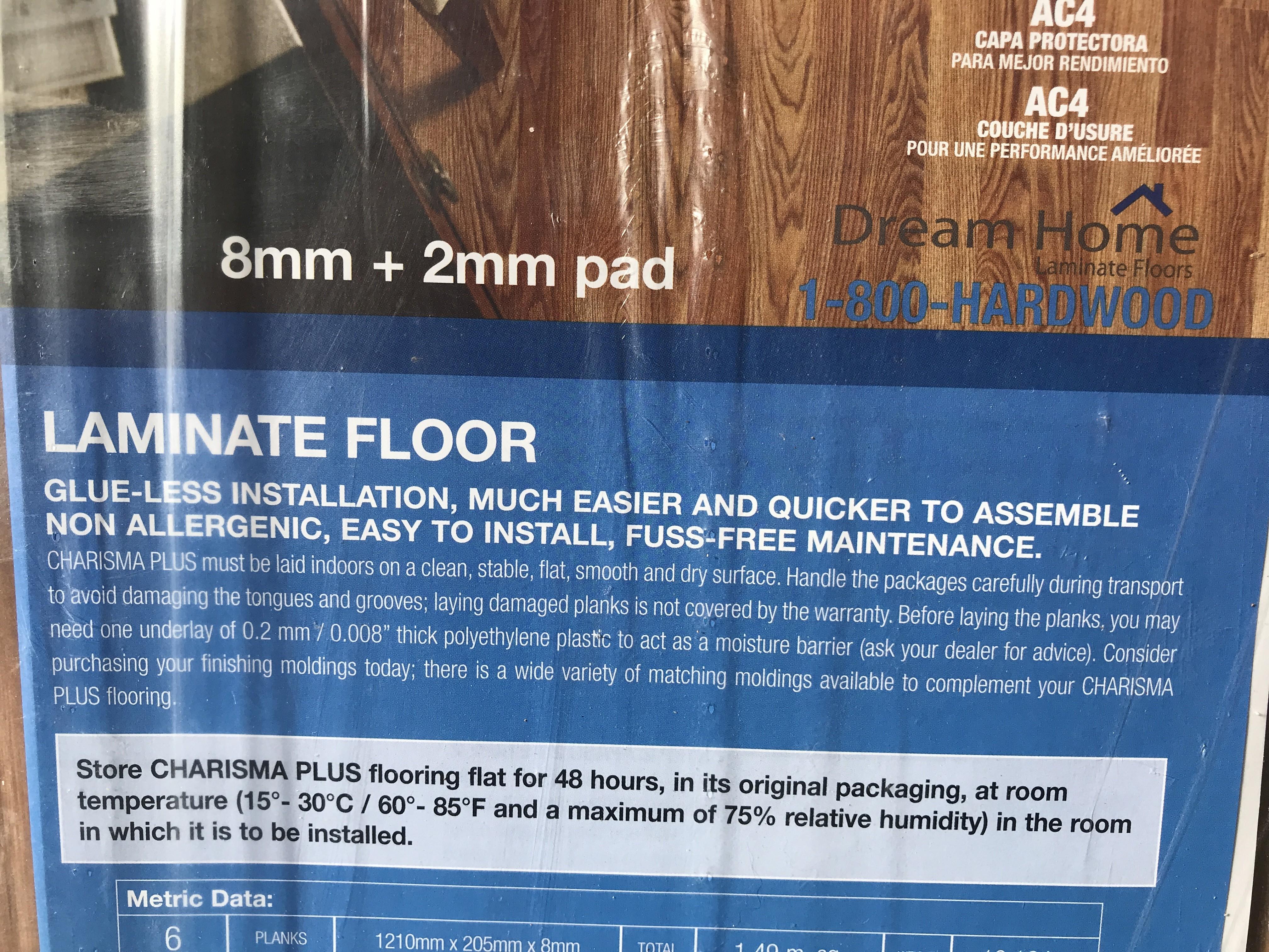 736 Sq Ft Laminate Flooring Diggerslist, Charisma Plus Laminate Flooring