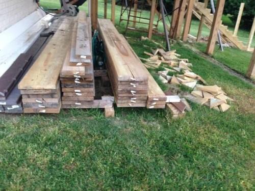 2 Prime Pressure Treated Lumber 2x12 2x8 | DiggersList