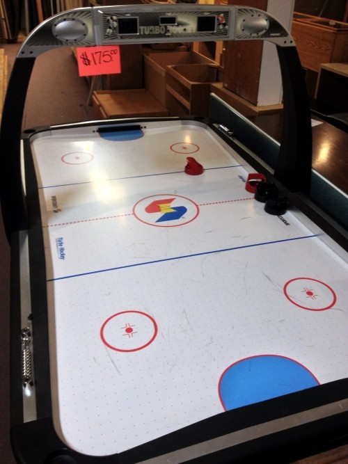 Sportcraft Turbo Hockey Air Powered Table DiggersList - Sportcraft turbo air hockey table