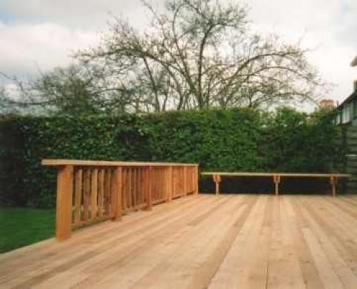 Cedar Lumber Wood Timbers Boards Planks Beams