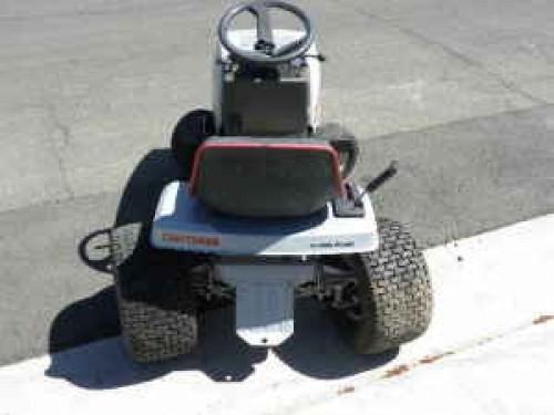 All Wheel Steering Craftsman Lawn Tractor 150