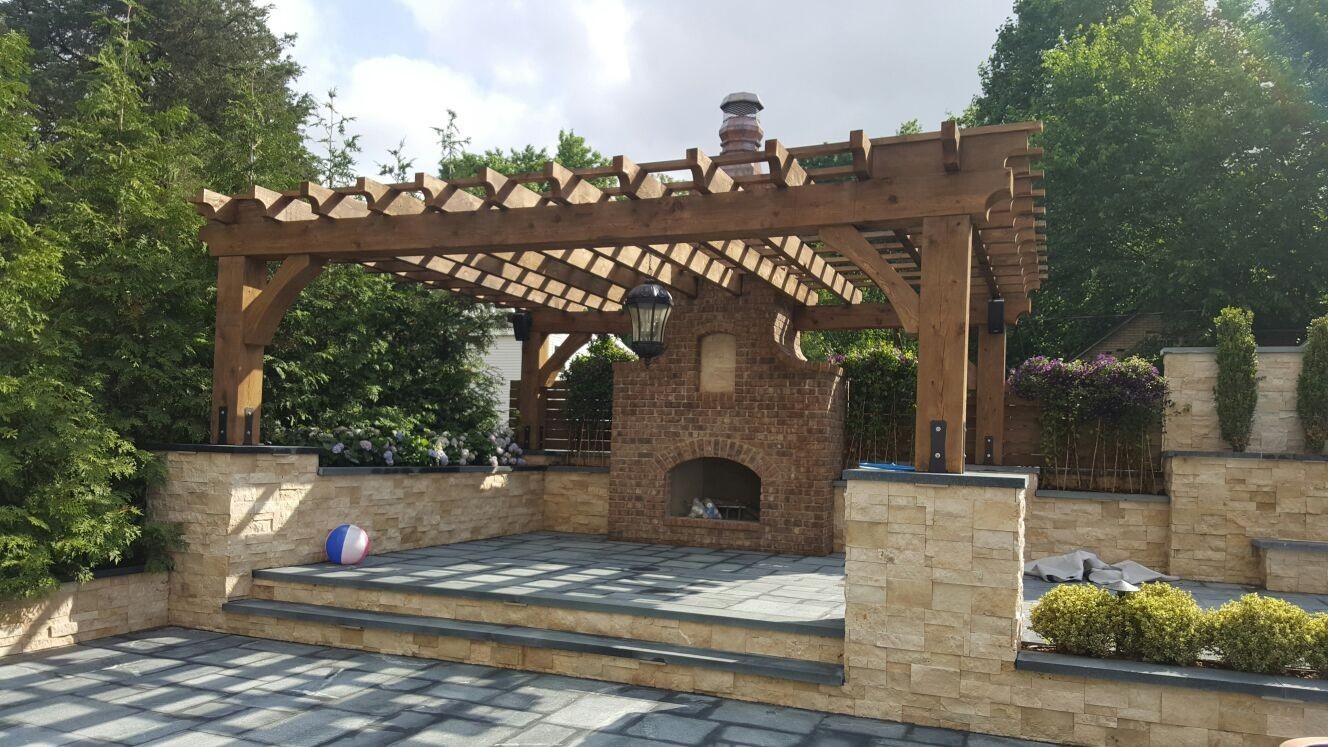 Pergola kits custom pavilions sheds garages outdoor for Buy reclaimed wood los angeles