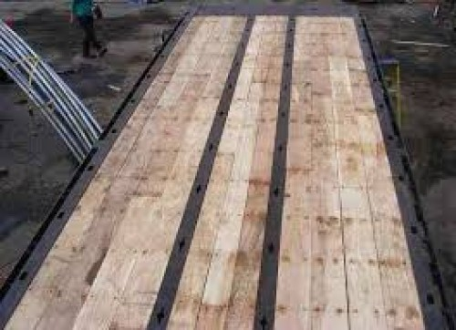 Osha Planking Scaffolding Boards Crane Mats Industrial Lumber Suppliers Trailer Decking Nyc