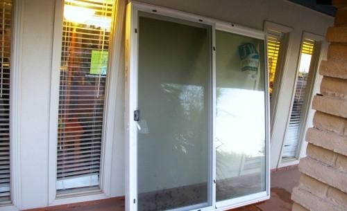 New uninstalled 6 ft jeld wen patio sliding door for 6 ft wide patio doors