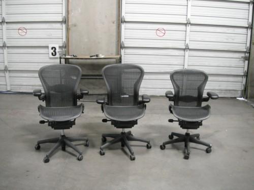 Herman Miller Aeron Chairs Diggerslist