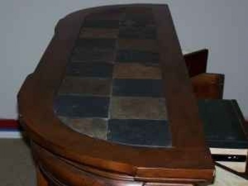 Slate Counter barwood bar w/ slate counter top | diggerslist