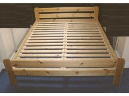 ikea full wooden bed frame 75