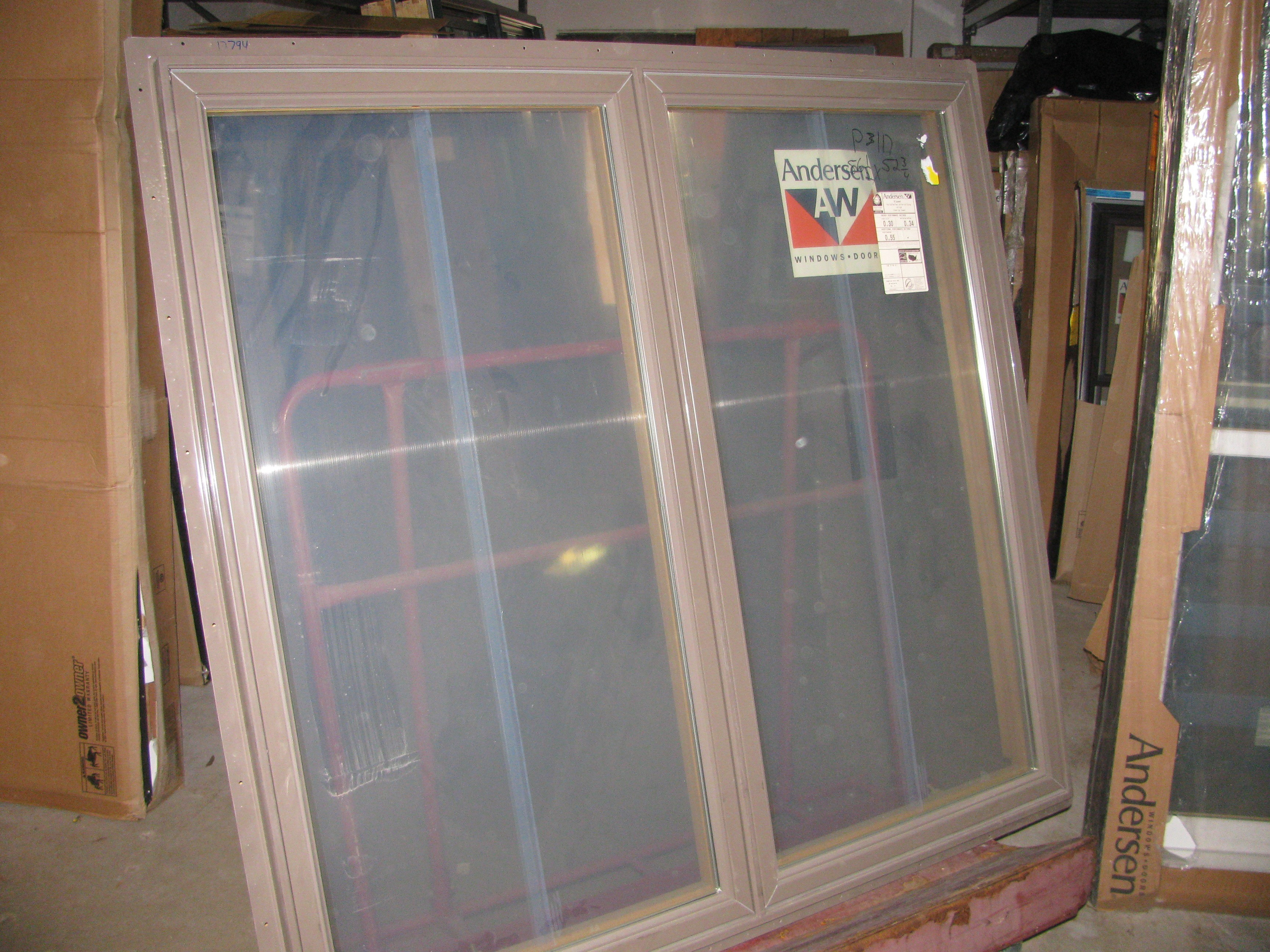 7 new andersen terratone double casement windows400 series for Andersen 400 series casement