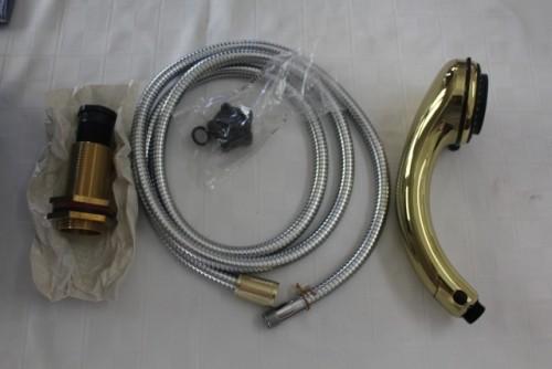 Grohe Polished Brass Shower Head Diggerslist