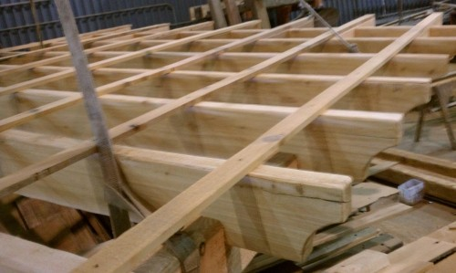 Western Red Cedar Timbers Beams Planks Wood Lumber