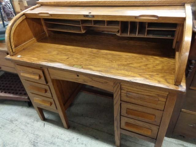 Roll Top Desk I241 Diggerslist