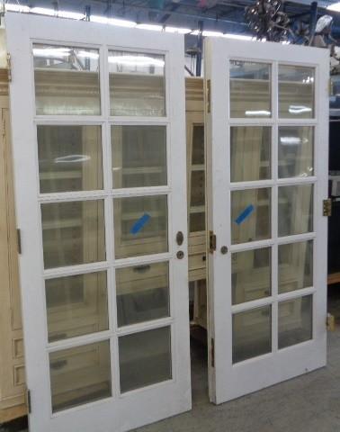 French Doors Dual Glazedtwo Setsl218 Diggerslist