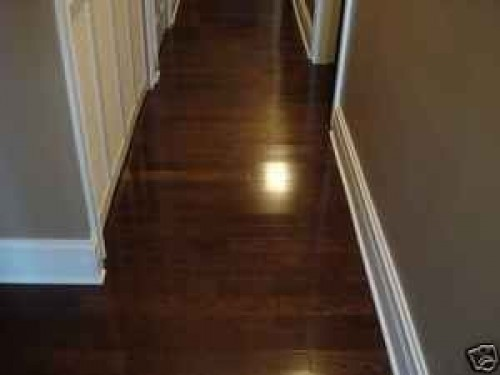 34 x 314 white oak solid hardwood flooring dark mocha prefinished 4