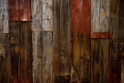 Details: - Antique Barn Siding, Wood Ceiling Beams, Barn Doors, Mantels