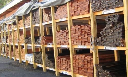 Western red cedar timbers boards beams wood lumber ct for Buy reclaimed wood los angeles
