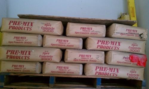 Bagged Concrete Mix 4000 : Concrete mix psi for sale diggerslist