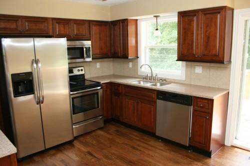 Finished kitchen cabinetsrta diggerslist for Kitchen cabinets 90045