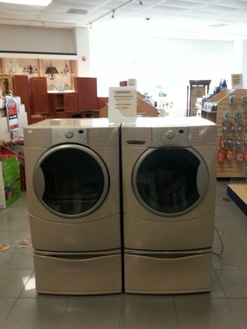 Kenmore Elite Smartwash He4t Washing Machinegas Dryer 999
