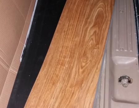 Mokleis Nafco Vinyl Plank Flooring