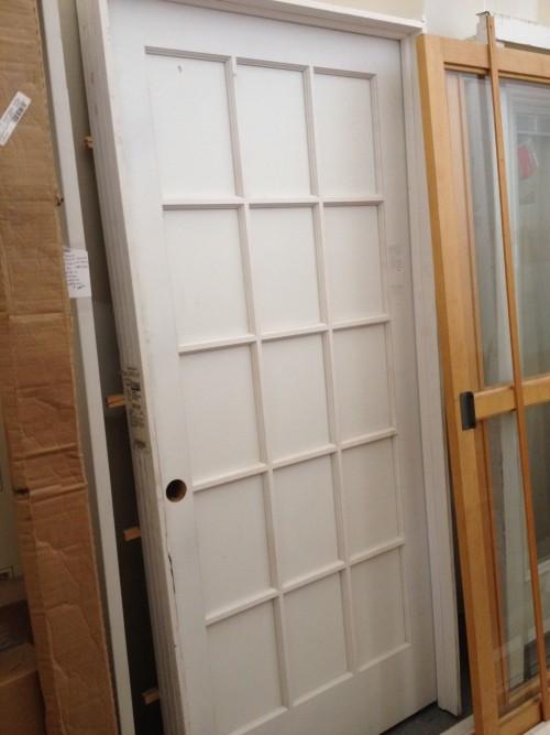 Reeb Interior Door   $560 Obo