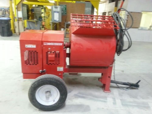 Mortar Mixer For Sale >> Whiteman Cement Mixer For Sale Diggerslist