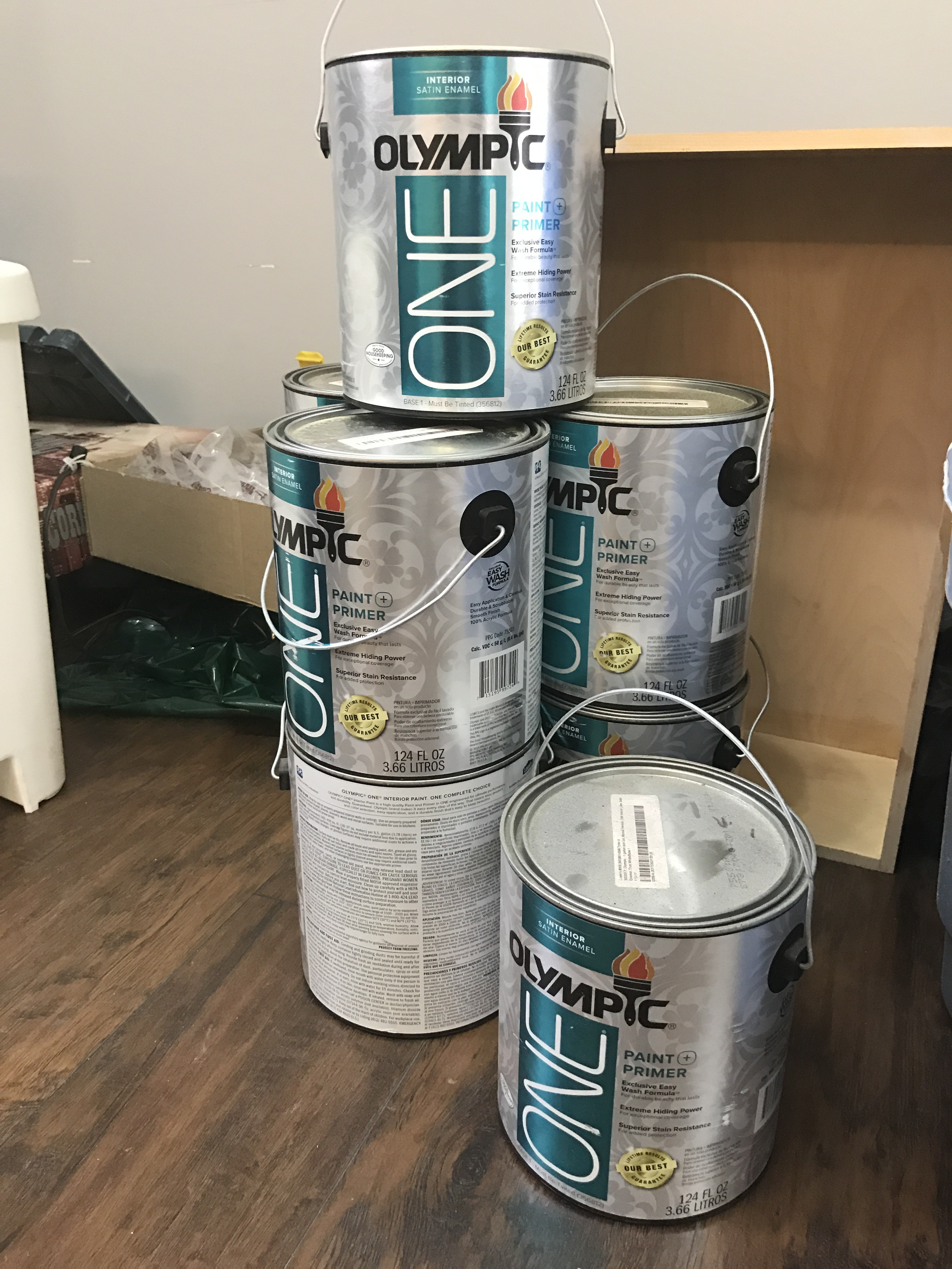 Olympic One Paintprimer Diggerslist