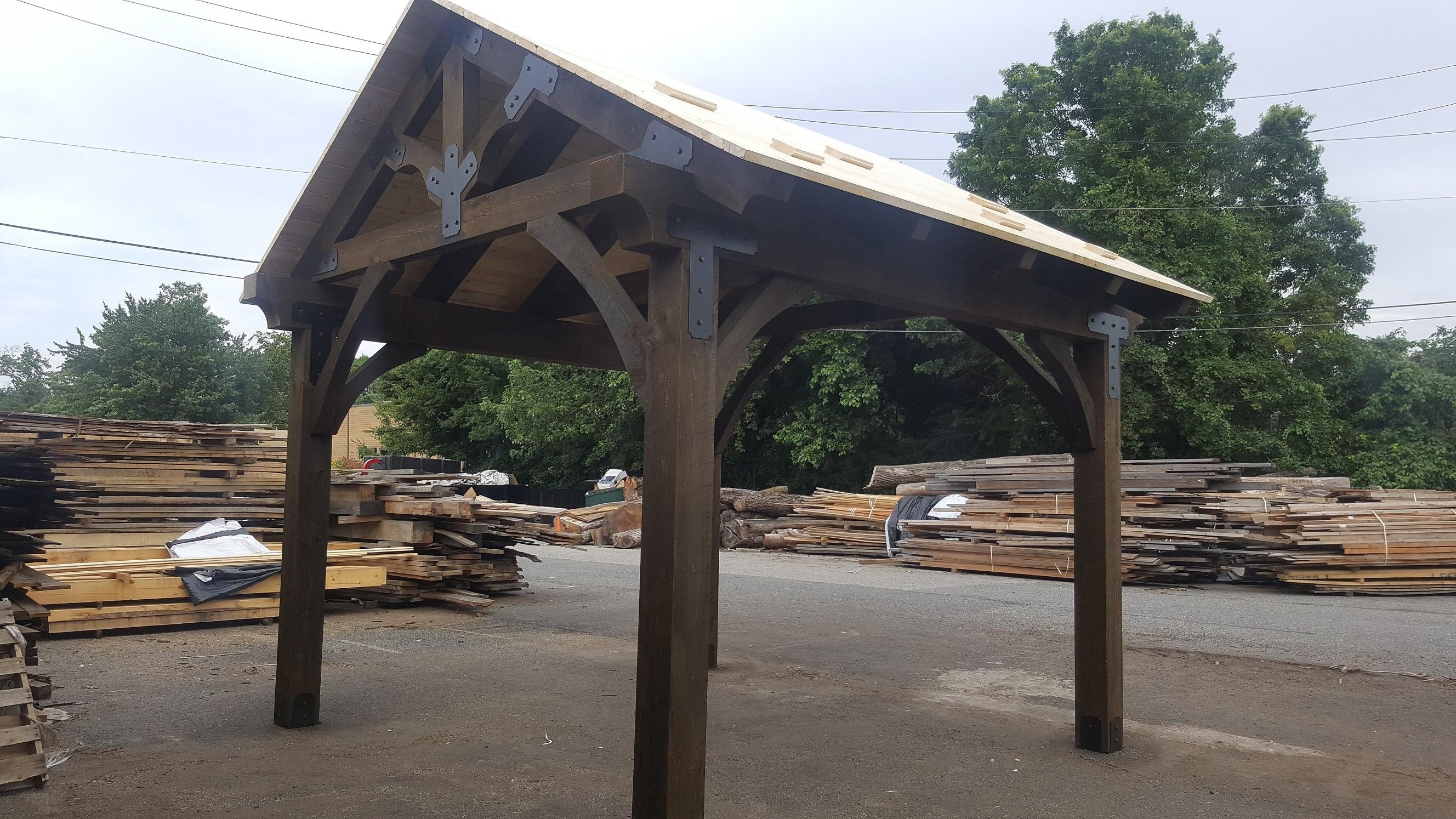Pergola Kits, Custom Pavilions, Sheds, Garages, Outdoor ...