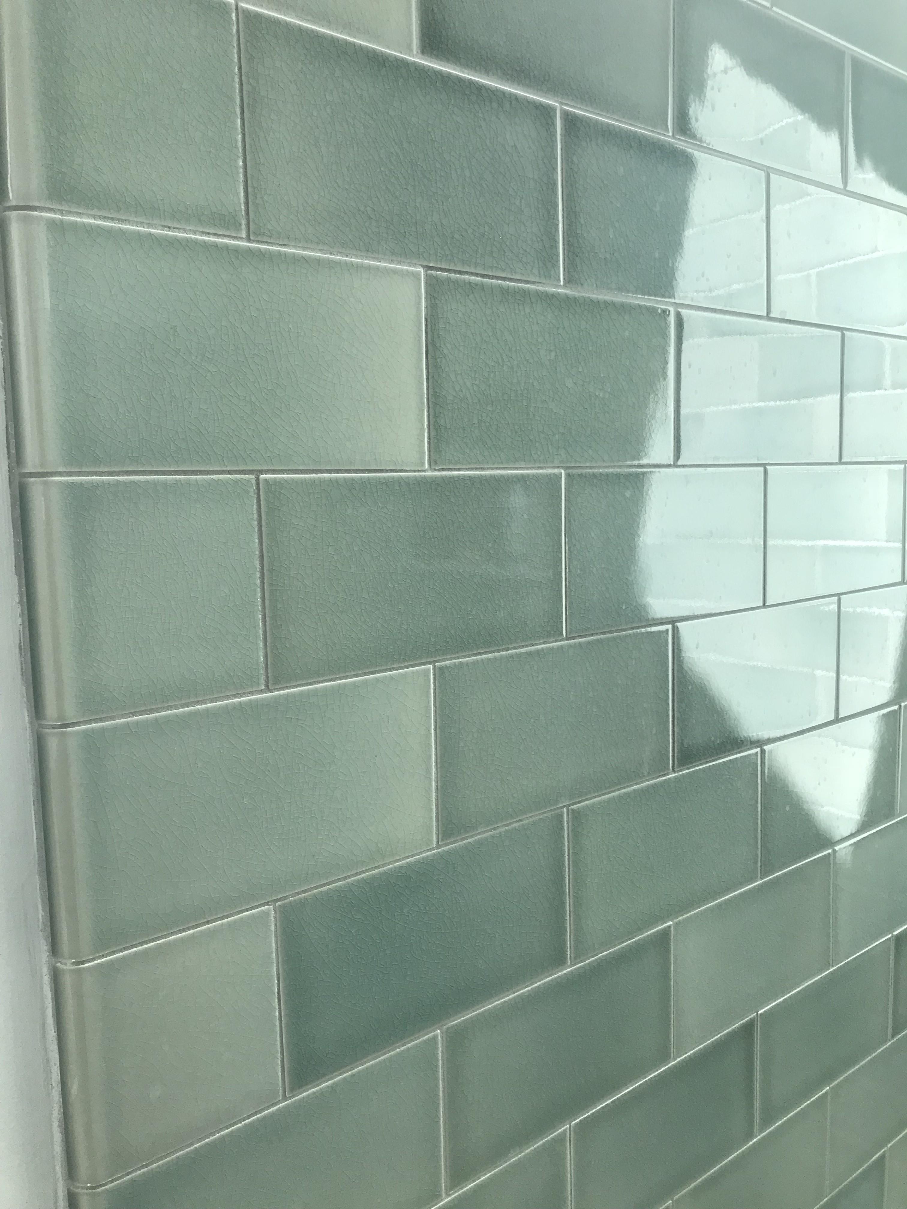 Subway Ceramicssubway Ceramics 3x6 Field Tile Celadon