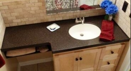new livingstone solid surfaces for kitchen or bath countertops