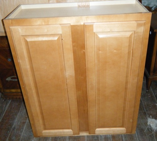 Cabinets At The DelCO Habitat For Humanity ReStore