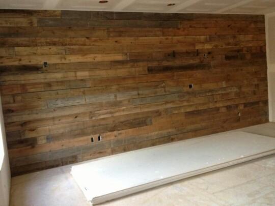 New rustic siding looks reclaimed barn wood siding very for Cheap wood siding