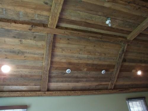 Reclaimed Barn Wood Siding Weathered Planks Wainscoting Grey Gray