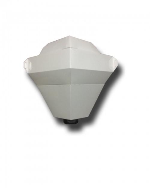 Roof Valley Rain Water Diverter Inside Corner Conductor