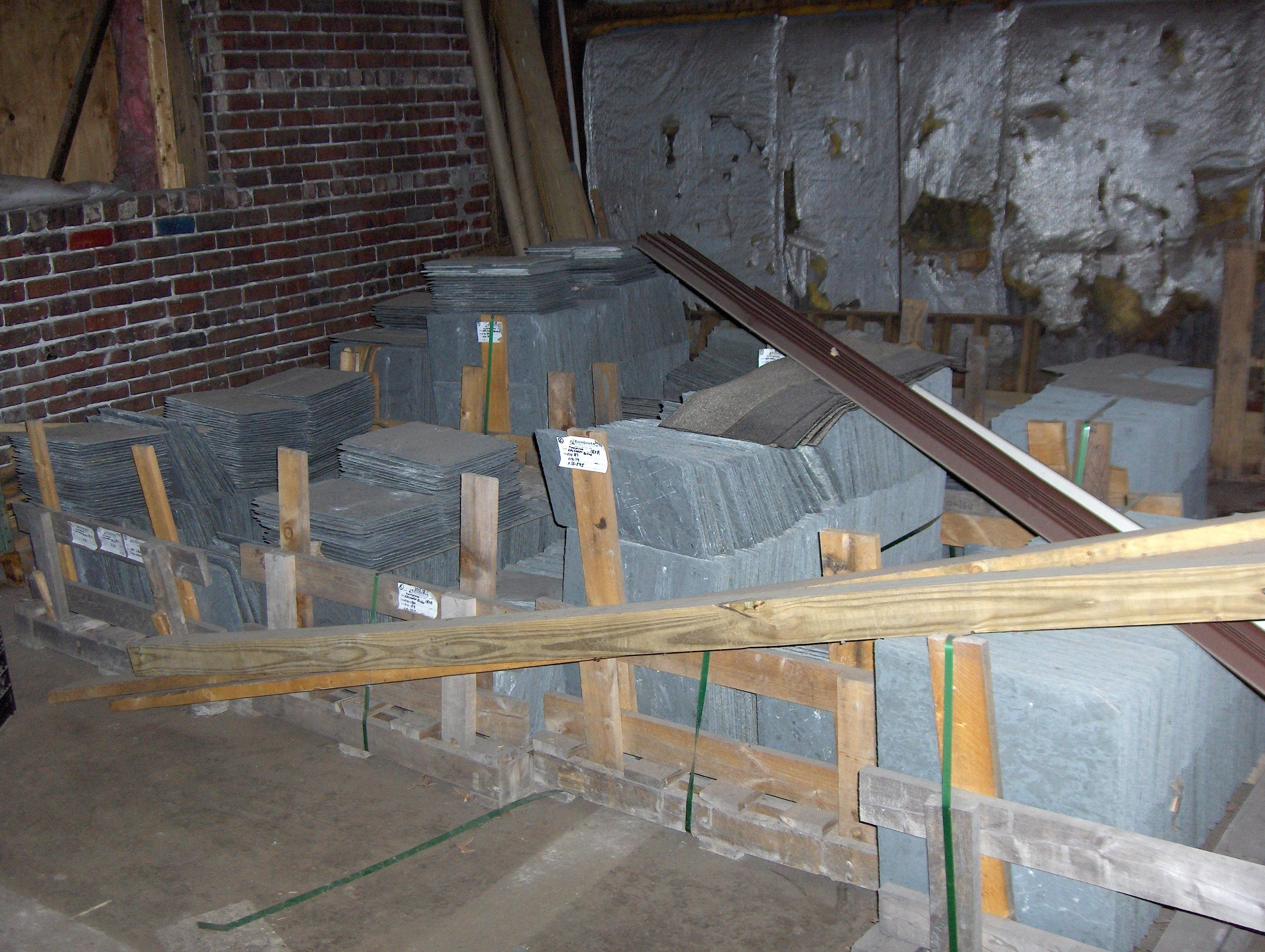 Inventory Of Commercial Roofing Company200 000 00