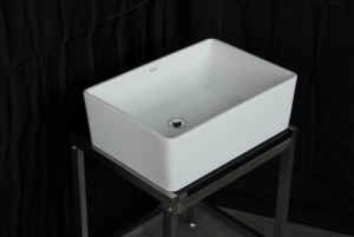 Deep Porcelain Bathroom Square Sink Diggerslist