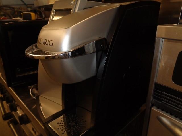 Commercial Keurig Coffee Machine B300se G204 Diggerslist