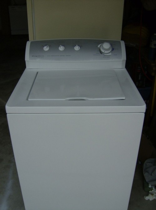 Frigidaire Limited Edition Washer Diggerslist