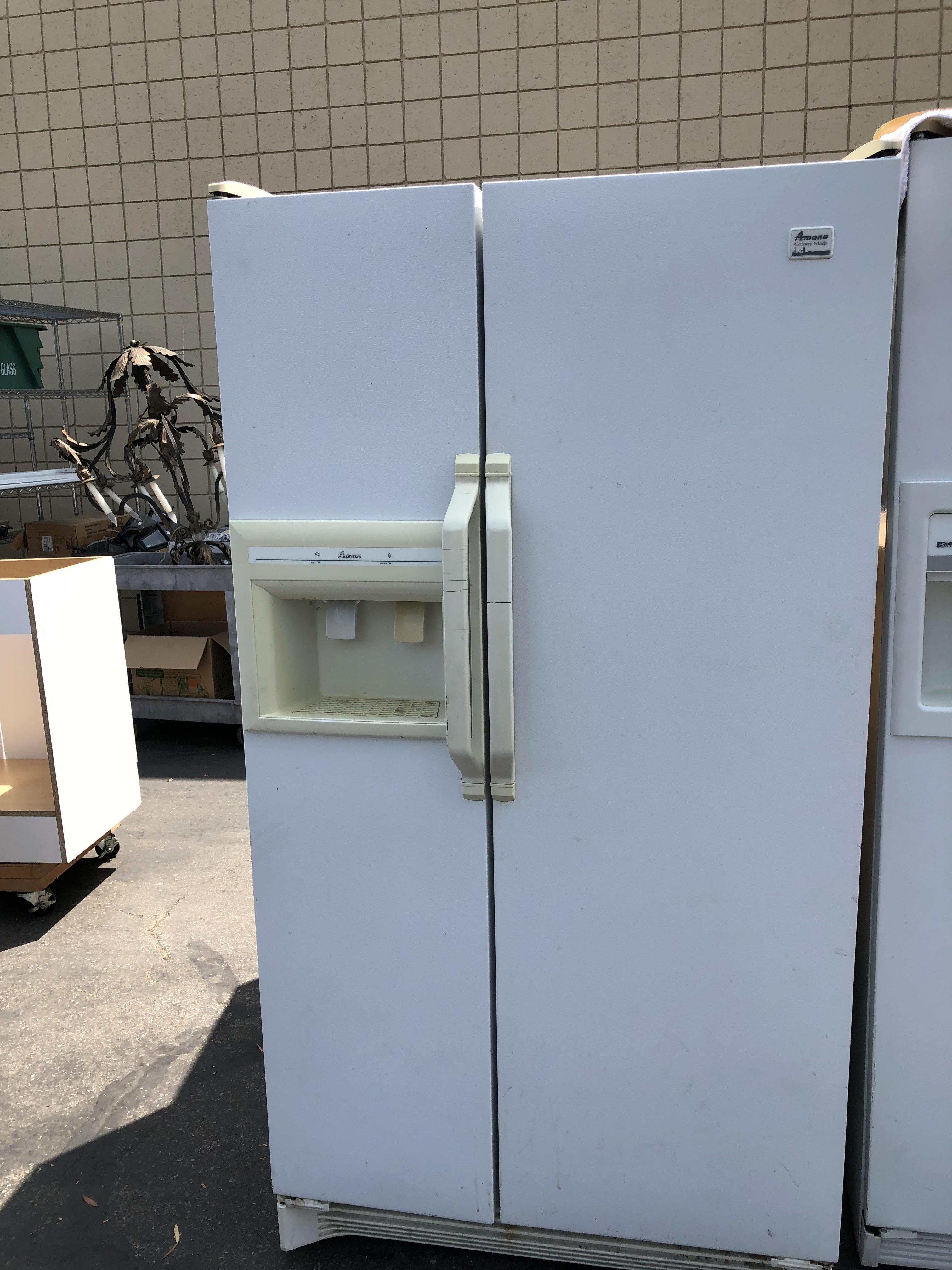 Amana Refrigerator D342 250